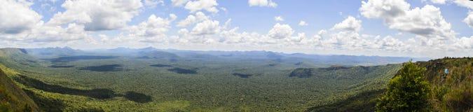Abismo panoramische 2 Stock Afbeeldingen