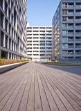 Abitazione dell'appartamento residenziale Fotografia Stock