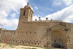 Abizanda medieval village in Huesca Pyrenees Huesca Aragon Spain Royalty Free Stock Photography