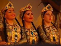 Abjari from Georgia, Lublin, Poland Royalty Free Stock Photo