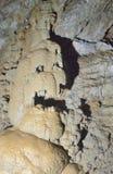 A Abkhásia A caverna nova de Athos fotografia de stock royalty free