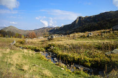 abkhazia山 库存图片