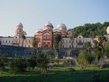 abkhazia afonkloster 2007 nya oktober Arkivbild