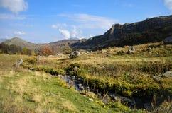 abkhazia berg Fotografering för Bildbyråer