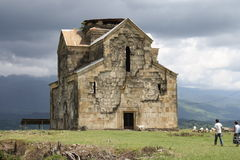 abkhazia forntida kyrkligt ortodoxt Arkivbild