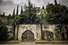 Abkhazia.Gagra stock photos