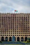Abkhazian parlament, Sokhumi Royaltyfri Bild