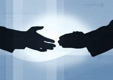 Abkommen stock abbildung