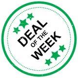 Abkommen der Woche vektor abbildung