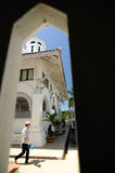 Ablution of The Abidin Mosque in Kuala Terengganu, Malaysia Stock Photography