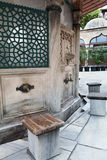 Ablution fountain Royalty Free Stock Photography