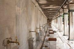 Ablution - Istanbul Fotografering för Bildbyråer