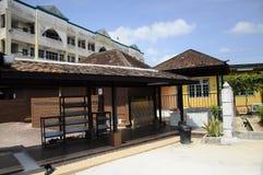 Ablution of Masjid Kampung Laut at Nilam Puri Kelantan, Malaysia Royalty Free Stock Photo