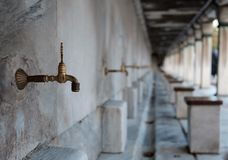 Ablution Mosque Royalty Free Stock Image