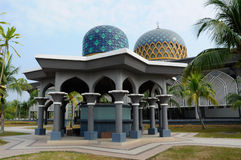Ablution of Sultan Abdul Samad Mosque (KLIA Mosque) Stock Photography
