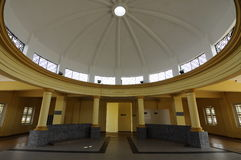 Ablution of Sultan Ismail Mosque in Muar Stock Image