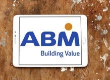 ABM产业商标 免版税库存图片