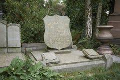 Abney Park Cemetery Stock Photo