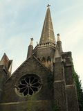 Abney park cemetery chapel, stoke newington, london Stock Photo
