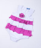 Abnutzung der Kinder Kinderkleidung auf Hintergrund Abnutzung der Kinder lizenzfreies stockfoto