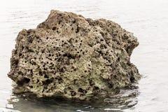 Abnutzung des Steins stockbilder