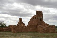 Abo Pueblo, New Mexico Stock Foto's