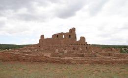 Abo Pueblo, New Mexiko Stockbilder
