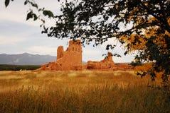 Abo Ruins Stock Photo