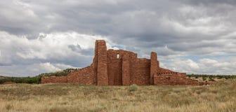 Abo Ruins Arkivfoton