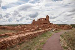 Abo Ruins Royaltyfria Bilder