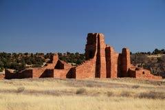 Abo Ruins Royaltyfri Bild