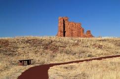 Abo Ruins Trail Arkivbilder