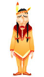 Aborigen Foto de archivo libre de regalías
