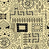 Aboriginal art stock illustration