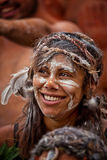 Aboriginal Australian woman Royalty Free Stock Photography