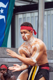 Aboriginal Dance Performance Royalty Free Stock Photos