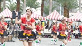 Aboriginal dance performances in Hualien Culture Park, Hualien, Royalty Free Stock Image