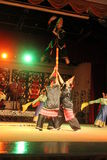Aboriginal dance sarawak Royalty Free Stock Photography