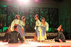 Aboriginal dance sarawak. Aboriginal dance performed at cultural village sarawak Stock Images