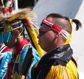 aboriginal dansare Royaltyfria Bilder