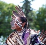aboriginal dansare Royaltyfri Foto