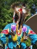 aboriginal dansare Fotografering för Bildbyråer