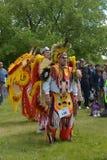 Aboriginal day live celebration In Winnipeg Stock Photography