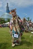 Aboriginal day live celebration In Winnipeg Royalty Free Stock Image