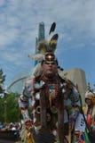 Aboriginal day live celebration In Winnipeg Royalty Free Stock Photography