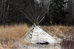 aboriginal kissa utslagsplatsen Arkivfoto