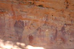 Free Aboriginal Rock Art Royalty Free Stock Photo - 2674395
