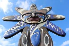 aboriginal skulptur Fotografering för Bildbyråer
