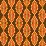 Aboriginal Tile Royalty Free Stock Photography