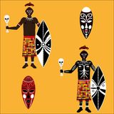 Aborigine Royalty Free Stock Images